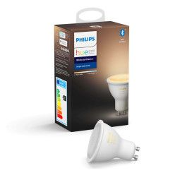 Philips Hue Philips Hue lichtbron GU10 Bluetooth - white ambience 1-pack