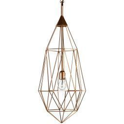 Pols Potten Diamond hanglamp large koper