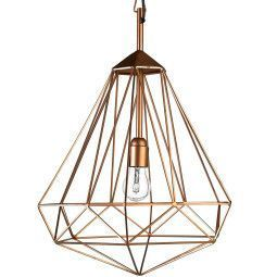 Pols Potten Outlet - Diamond hanglamp medium koper