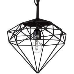 Pols Potten Outlet - Diamond hanglamp small zwart