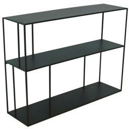 Pols Potten Shelf Unit Metal Low Double kast