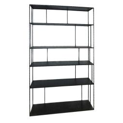 Pols Potten Shelf Unit Metal Tall Double stellingkast
