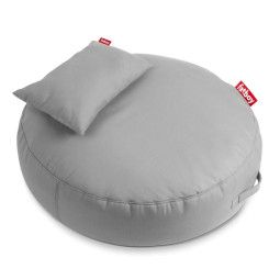 Fatboy Outlet - Pupillow poef zilver