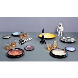 Seletti Outlet - Meteorite glas small