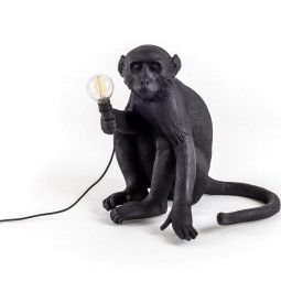 Seletti Monkey Sitting buitenlamp LED