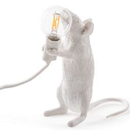 Seletti Mouse Lamp Standing tafellamp LED