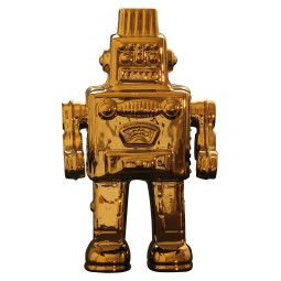 Seletti My Robot Gold Edition woondecoratie