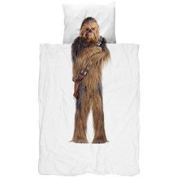 Snurk Chewbacca dekbedovertrek (Limited Edition)