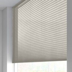 Sunway Duette® Shade - half-transparant - ivory 6126