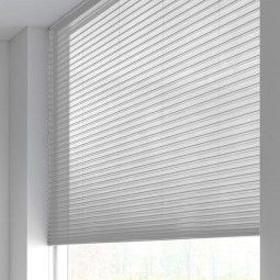 Sunway Duette® Shade - transparant - white sand 6145