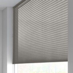 Sunway Duette® Shade - transparant - grey statue 6155