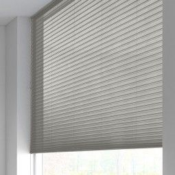 Sunway Duette® Shade - half-transparant - grey statue 6156