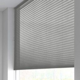 Sunway Duette® Shade - half-transparant - 6185