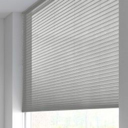 Sunway Duette® Shade - zichtdicht - silver plate 6194