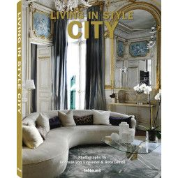 teNeues Living in Style City tafelboek