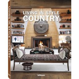 teNeues Living in Style Country tafelboek