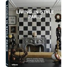 teNeues Living in Style Paris tafelboek