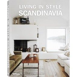 teNeues Living in Style Scandinavia tafelboek