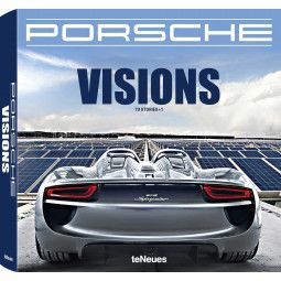 teNeues Porsche Visions 70 Stories + 1 tafelboek