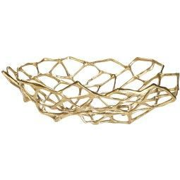 Tom Dixon Bone Bowl schaal