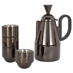 Tom Dixon Brew Stove Top giftset