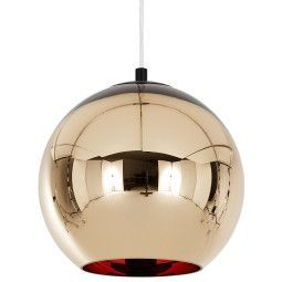 Tom Dixon Copper Bronze hanglamp 25cm