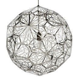 Tom Dixon Etch Web Steel hanglamp
