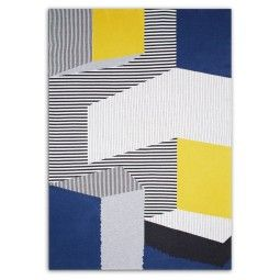 Tom Dixon Line plaid 200x140