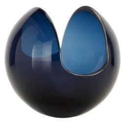 Tom Dixon Plum Glass Serve schaal