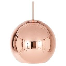 Tom Dixon Copper Round hanglamp 45 cm
