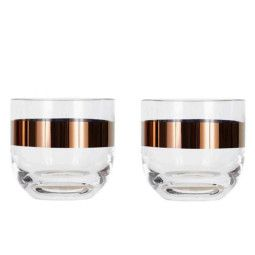 Tom Dixon Tank Whiskey glas set van 2