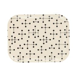 Vitra Classic Tray Dot Pattern dienblad medium