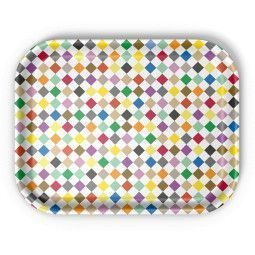 Vitra Classic Tray Diamonds dienblad medium