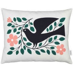 Vitra Graphic Print Dove kussen 30x40
