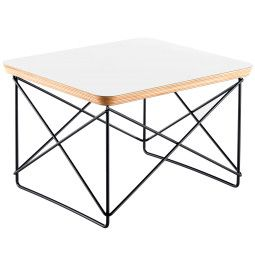Vitra Outlet - LTR salontafel 39x34 Black wit