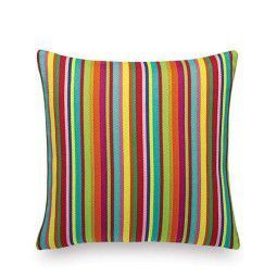 Vitra Millerstripe multicolored bright kussen 43x43