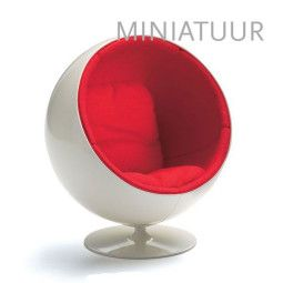Vitra Outlet - Ball Chair miniatuur