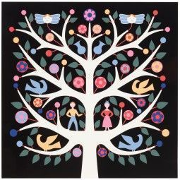 Vitra Tree of Life wanddecoratie