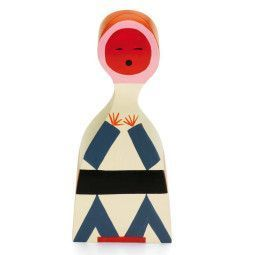 Vitra Wooden Dolls No. 18 kunst