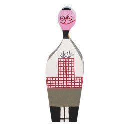 Vitra Wooden Dolls No. 8 kunst