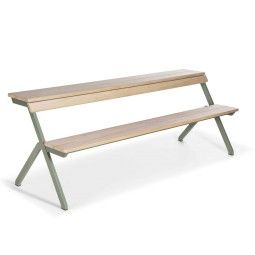 Weltevree Tablebench 4-seater picknickset 210x77