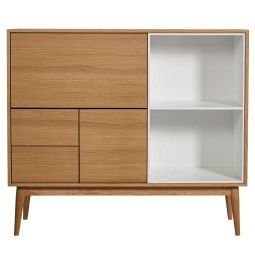Wood and Vision Urban Highboard opbergkast
