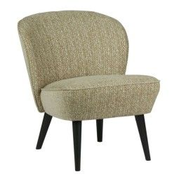 WOOOD Outlet - Suze fauteuil warm groen