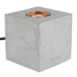 Zuiver Outlet - Bolch tafellamp Concrete