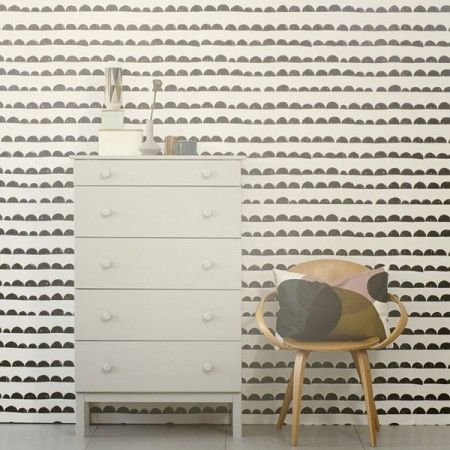 Ferm Living Half Moon behang