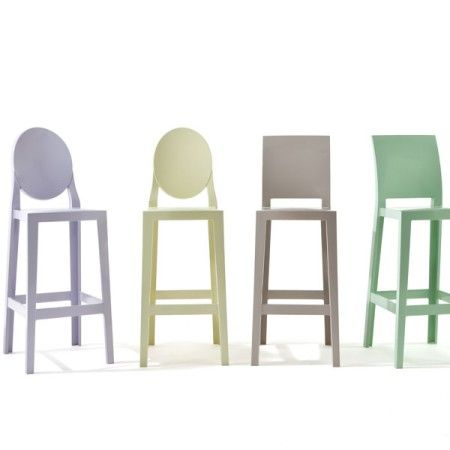 Kartell One More Please Barkruk Vierkant Flinders