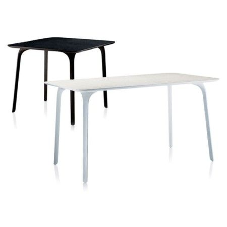 Magis table first tafel rechthoek 140x80 flinders for Table 140x80