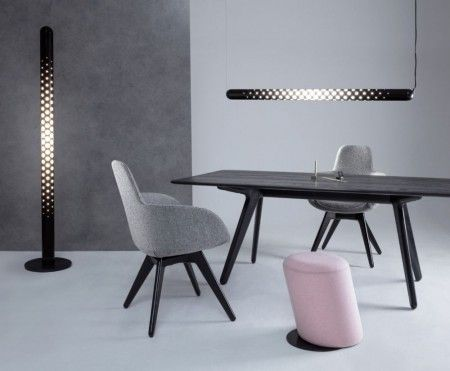 Tom Dixon Tube hanglamp