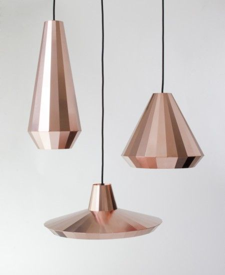 Vij5 Copper Lights CL30 hanglamp