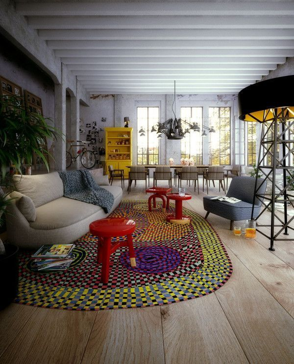 Moooi Carpets Magic Marker Wild vloerkleed 225x295